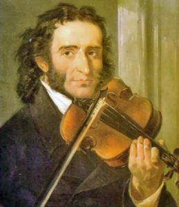 Niccolo Paganini – Virtuoso or Devil