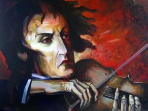 Paganini - the virtuoso