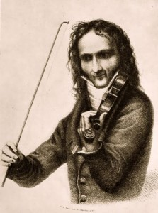 Paganini - founder of Romanticism in Italian music
