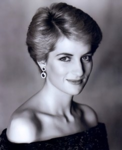 Diana - one of the most fascinating women in history