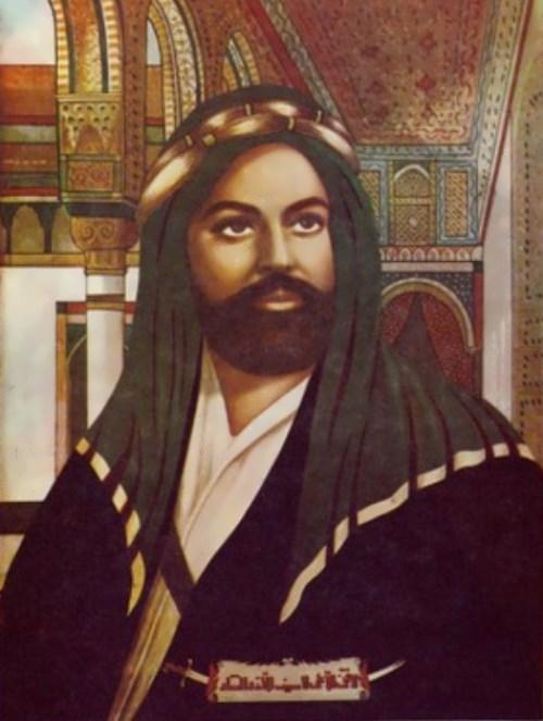 Prophet Muhammad - religious leader