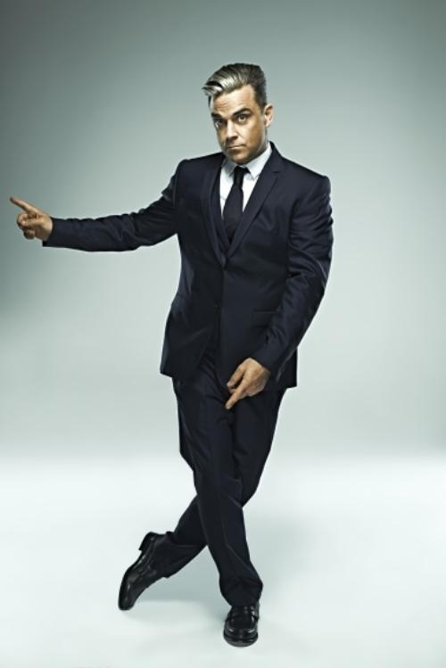 Robbie Williams - King of Pop
