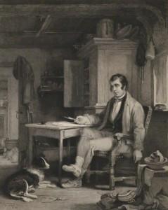 Robert Burns – Scottish poet