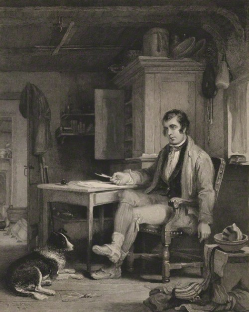 Robert Burns – Scottish poet