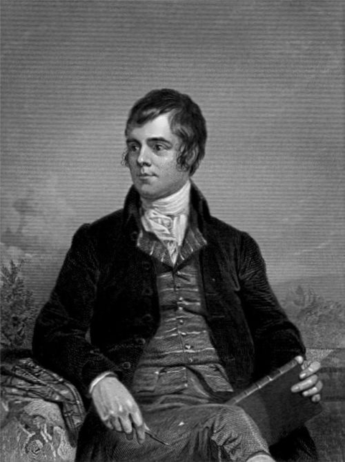 Burns - Scottish poet