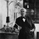 Thomas Edison – American inventor