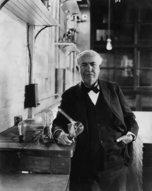 Thomas Edison - American inventor