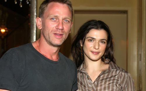 Craig and Rachel Weisz