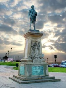 Monument to James Cook, Yorkshire, Whitby