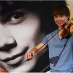 Rybak – violinist and pianist