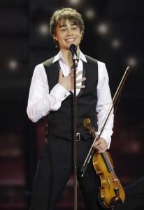 Alexander – Belarusian and Norwegian singer