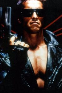 Arnold Schwarzenegger – body-builder and actor