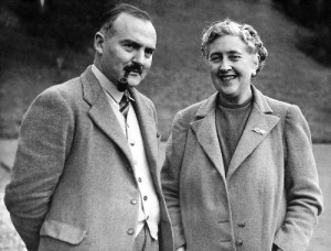 Agatha and Max Mallowan