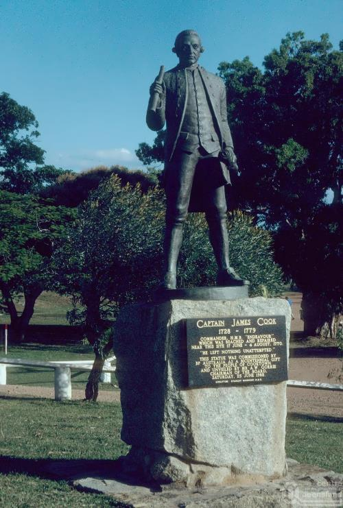 Monument to James Cook, Cooktown