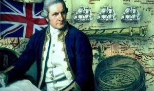 James Cook - English explorer and cartographer