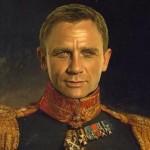 Craig as Russian General by Steve Payne