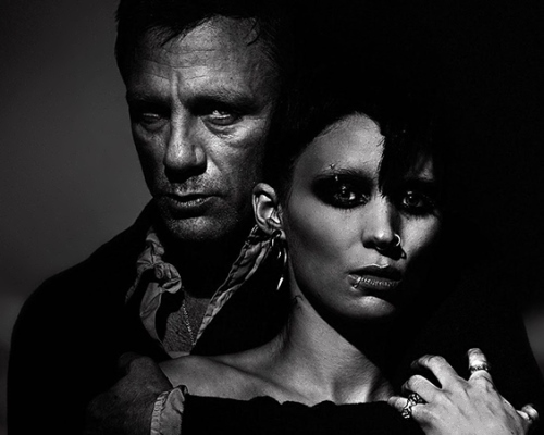 Craig in the film The Girl with the Dragon Tattoo