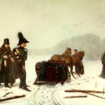 Duel of Pushkin and d'Antes