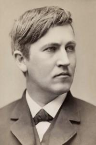 Edison in 1878