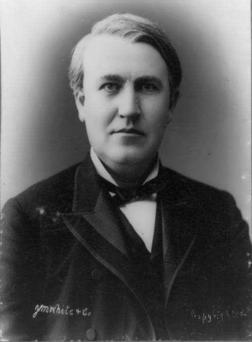 Edison in 1893