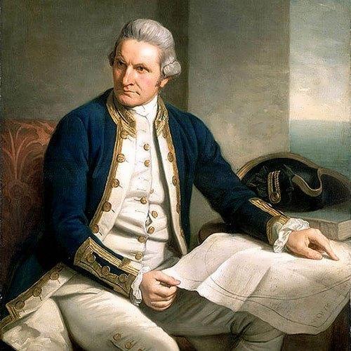 Captain Cook – James Cook