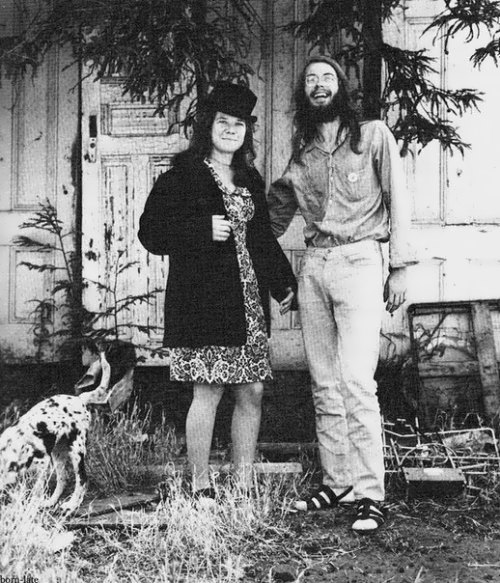 Janis and Chet Helms
