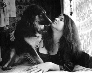 Janis - the biggest female star in US rock