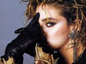Madonna - modern day icon of pop