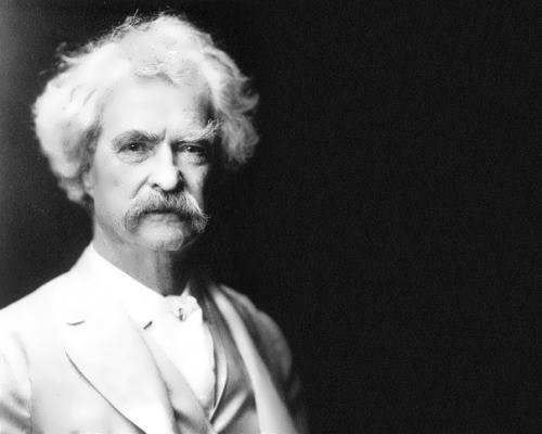 Mark Twain - Samuel Clemens