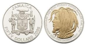 Jamaica, 50 dollars