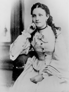 Mary, the first wife of Edison
