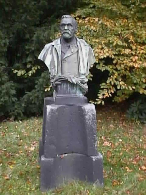 Monument to Nobel