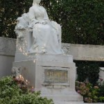 Monument to Empress Elisabeth