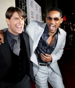 Will and Tom Cruise