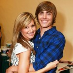 Zac and Ashley Tisdale