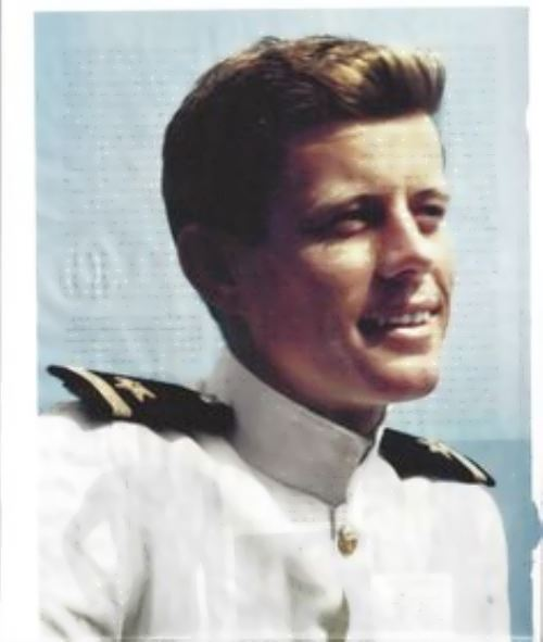 Kennedy in his youth