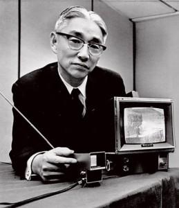 Morita – Mr. Sony