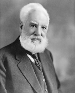 Alexander Bell - inventor and a teacher of the deaf