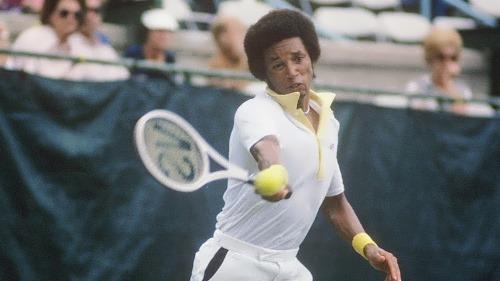 Arthur Ashe – tennis player