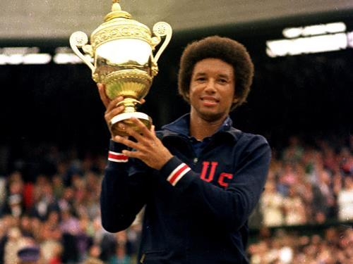 Arthur Ashe – tennis player