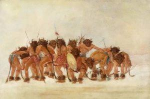 Buffalo Dance Mandan