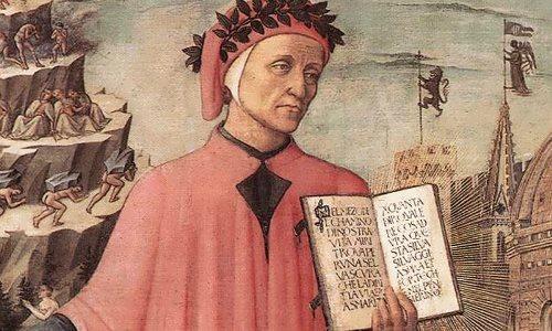 Dante - Florentine author