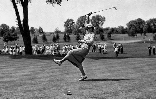 Didrikson Zaharias - American golfer