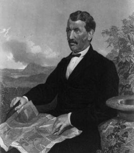 David Livingstone - explorer and missionary