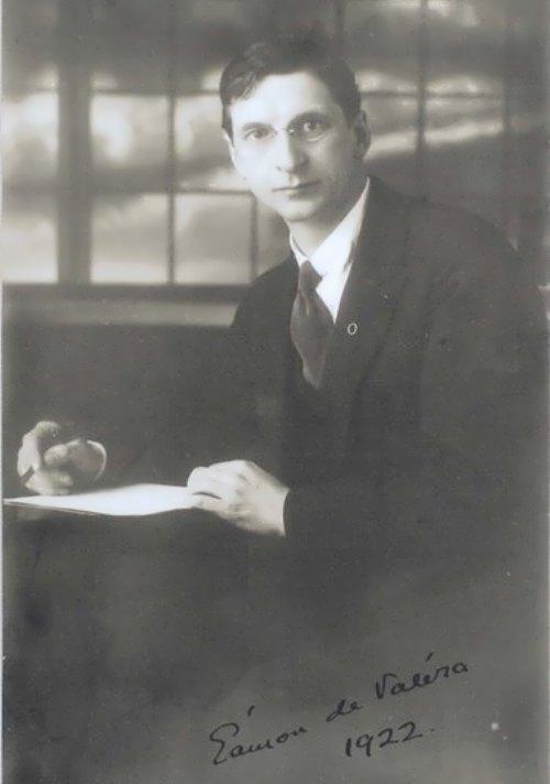 Eamon de Valera - president of Ireland
