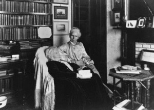 Blackwell and her daughter