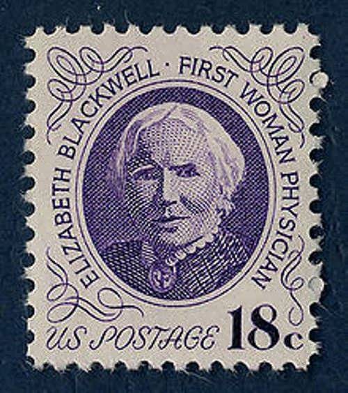 Post stamp dedicated to Blackwell