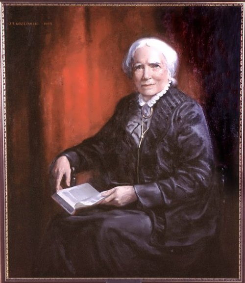 Portrait of Elizabeth Blackwell