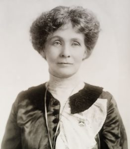 Emmeline Pankhurst - English reformer