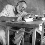 Ernest Hemingway – great American writer